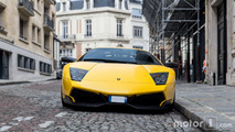 KVC - Lamborghini Murcielago SV à Paris