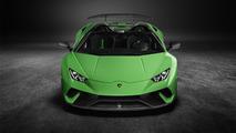Lamborghini Huracan Performante Spyder Rendus
