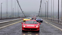 Ferrari Owners Club Of Great Britain Parade