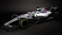 2017 Williams F1 car