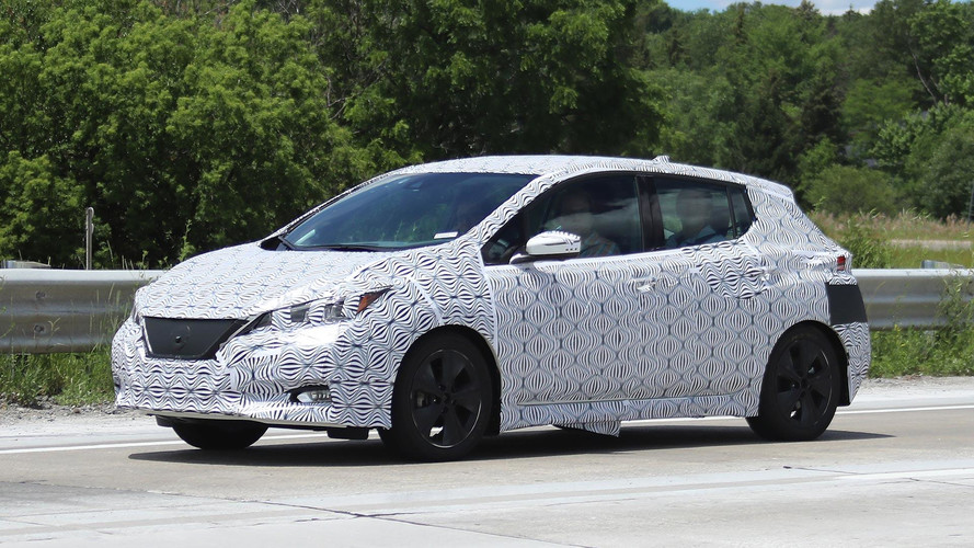 Next-Gen Nissan Leaf To Get New E-Pedal Technology