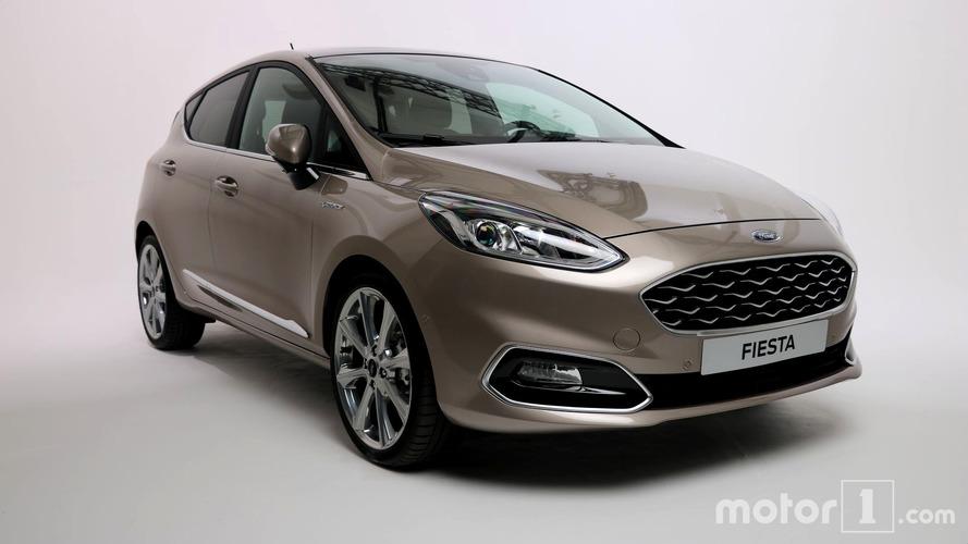 Design - La Ford Fiesta façonnée par les designers... et les psychologues !