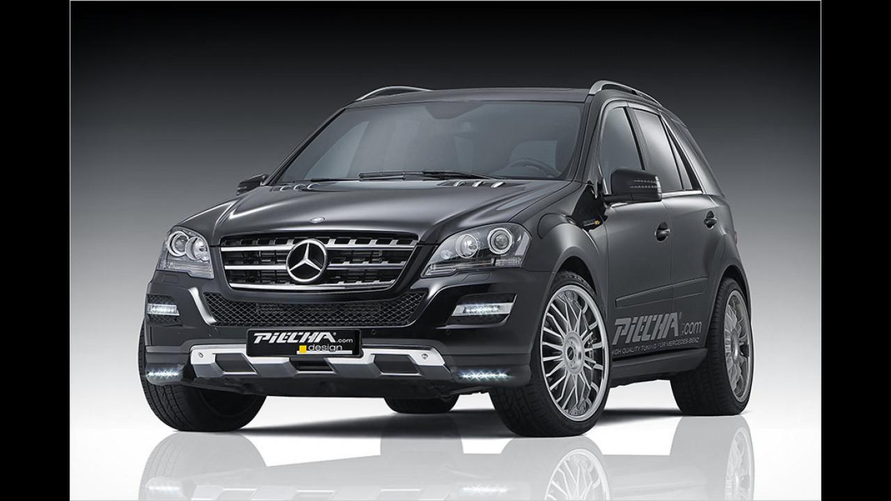 Piecha tunt Mercedes-SUV