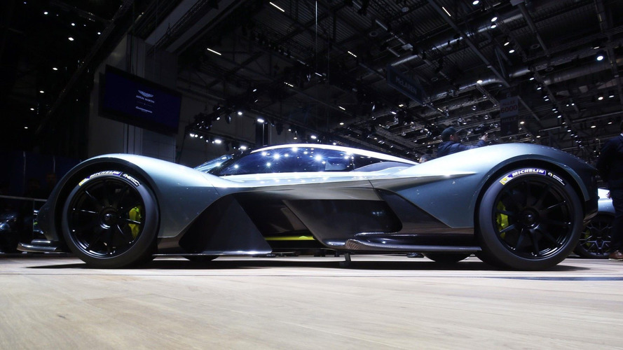 Aston Martin AM-RB 001 - Festival Automobile International