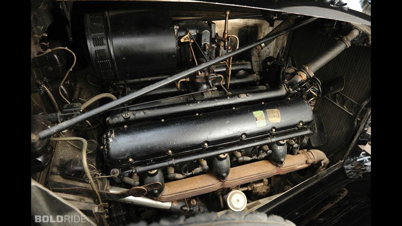 Rolls-Royce Phantom III Limousine by Barker