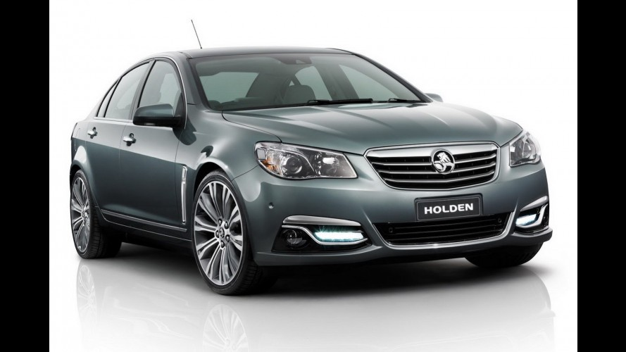 Holden seguirá com produção da Austrália apesar da saída da Ford