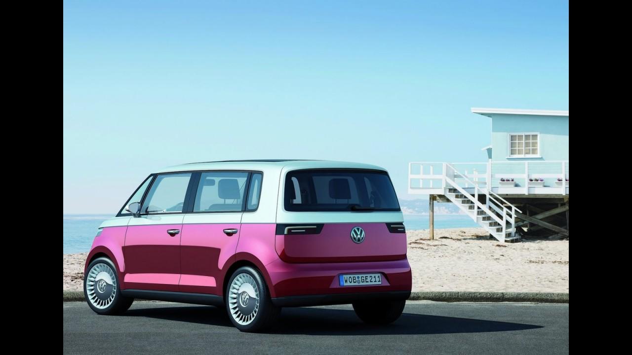 Nova Kombi vem aí: VW Bulli recebe sinal verde para produção
