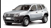 Branco Básico: Renault divulga imagens do Duster 1.6 que custa R$ 50.900