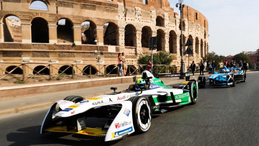 Formula E, in vendita i biglietti per l'ePrix di Roma