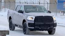 2019 Ford Ranger XLT Spy Photo