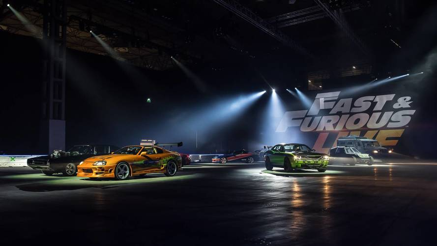 The Fast & Furious Live arena show is almost here