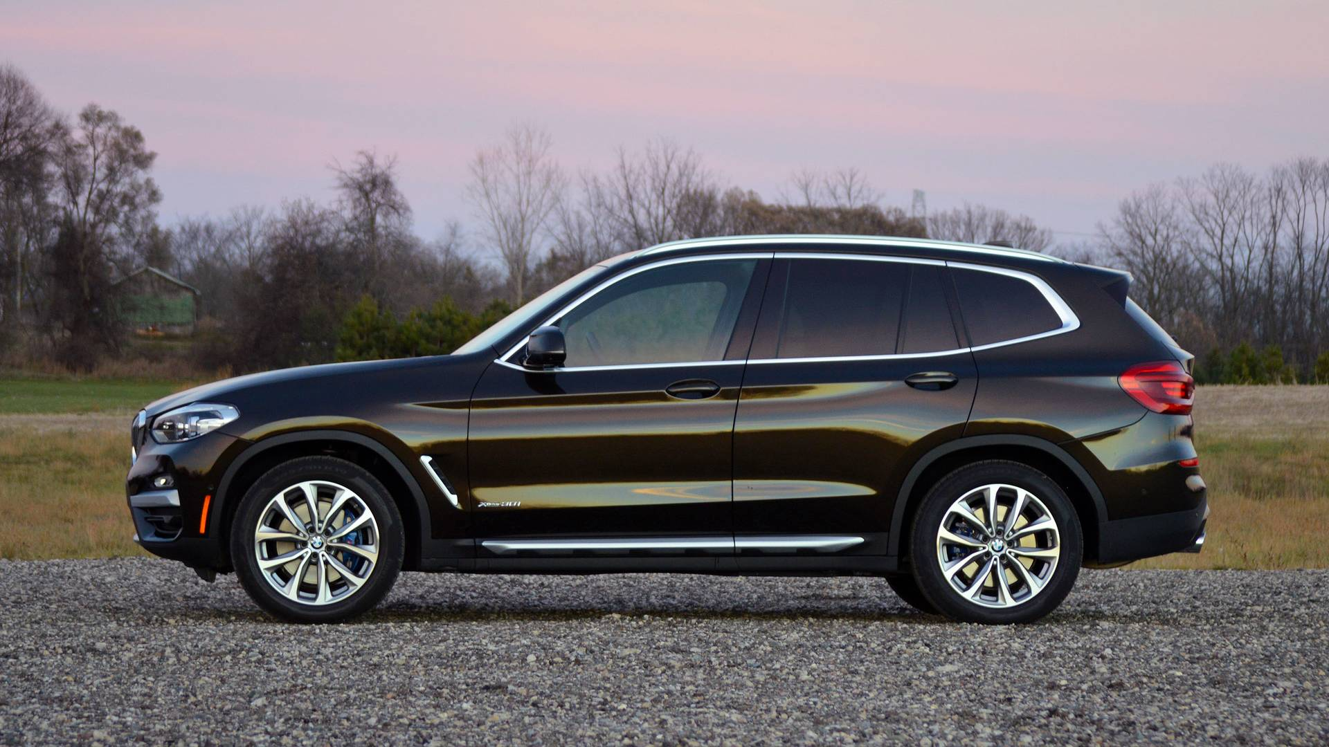 2018 BMW X3 Review The Lux CUV Segment Gets Deeper