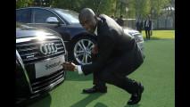 la flotta di Audi ai giocatori del Milan