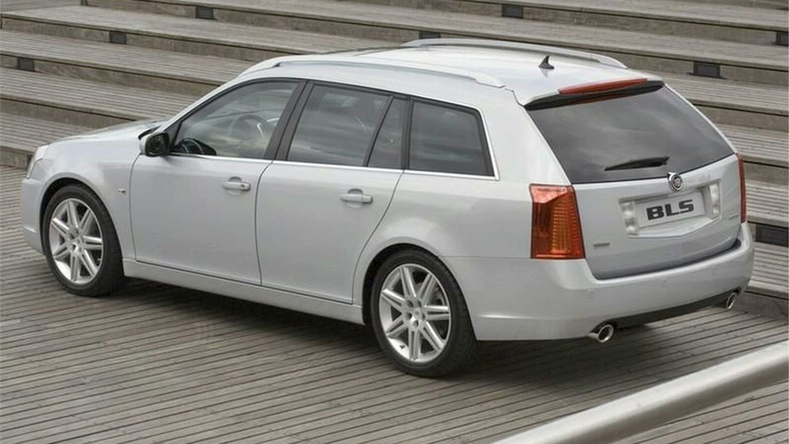 Cadillac To Premiere BLS Wagon and CTS in Frankfurt