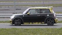 MINI Cooper JCW GP II spy photo 25.4.2012
