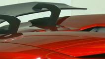 Lamborghini Aventador J Speedster live in Geneva, 700, 05.03.2012