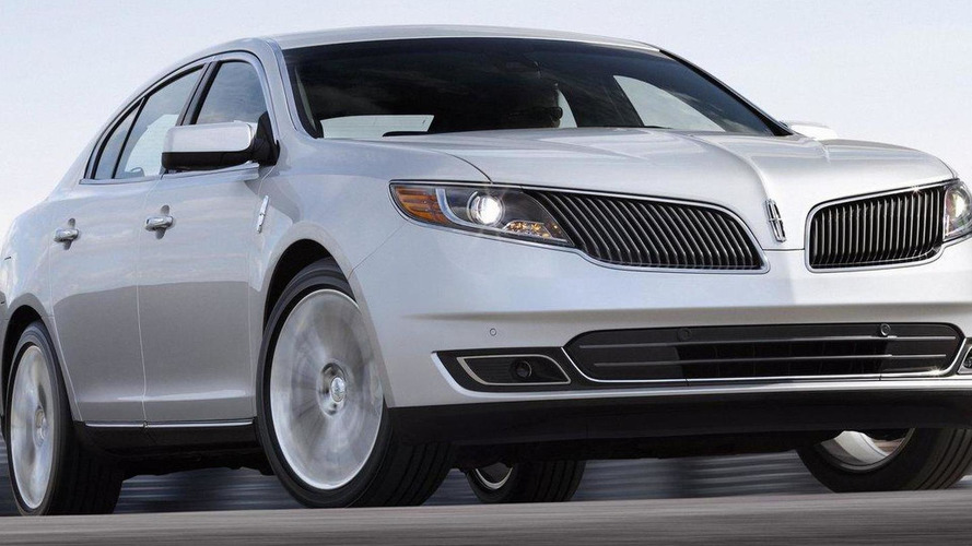 2016 Lincoln MKS to offer a new 2.9-liter EcoBoost V6 - report