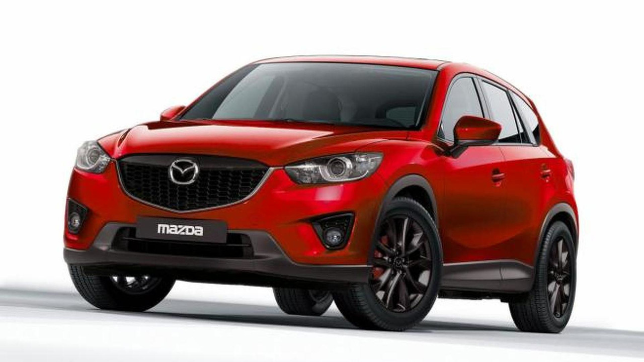 Mazda CX-5 for Tokyo Auto Salon - 21.12.2011
