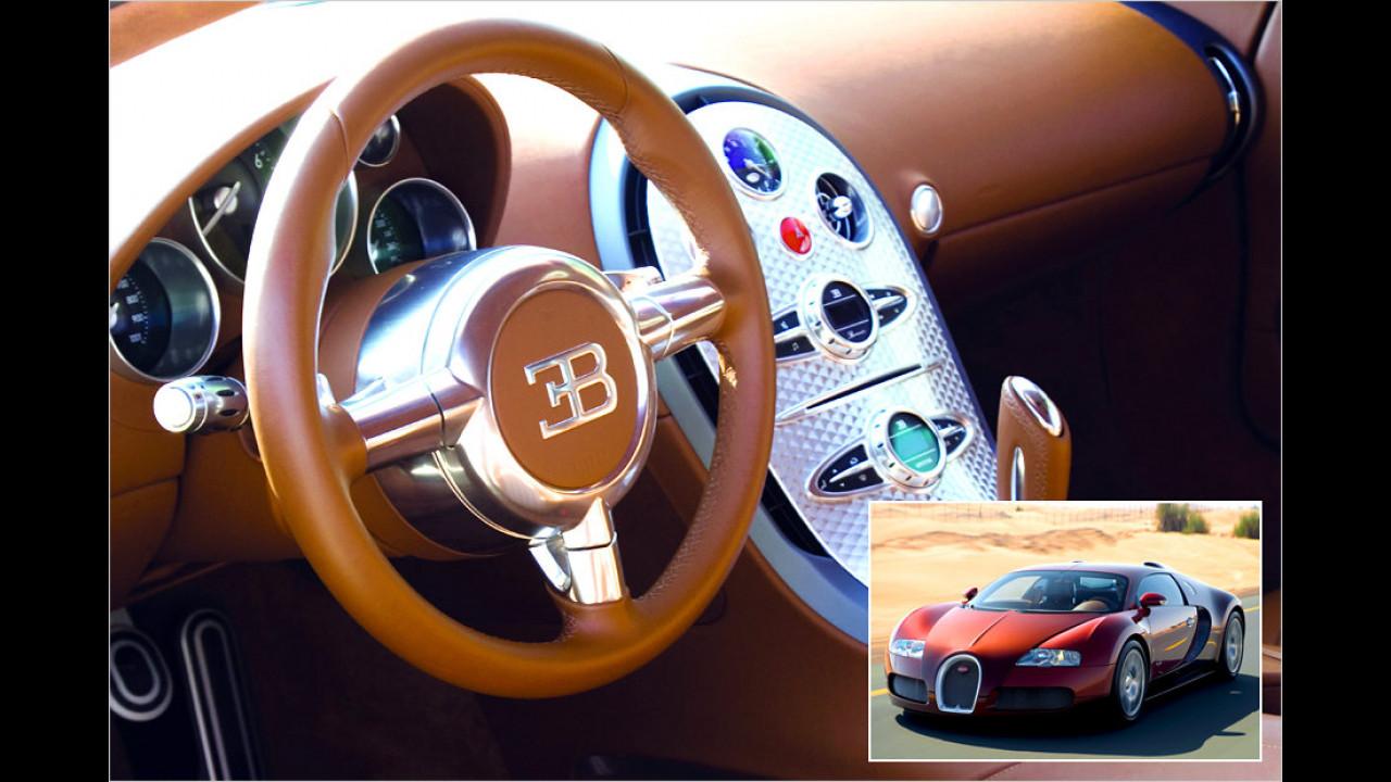 Bugatti: Burmester