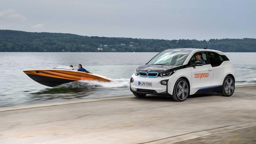 BMW Torqeedo Boat Partnership