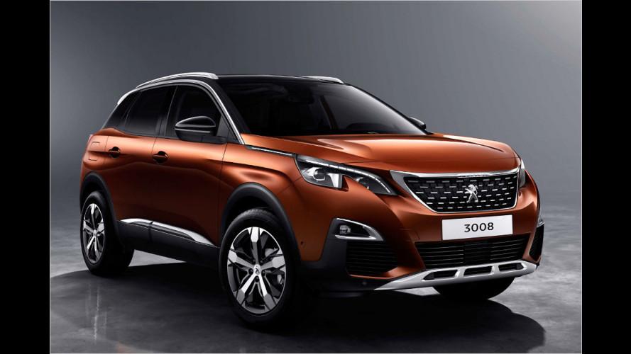 So kommt das neue Peugeot-SUV