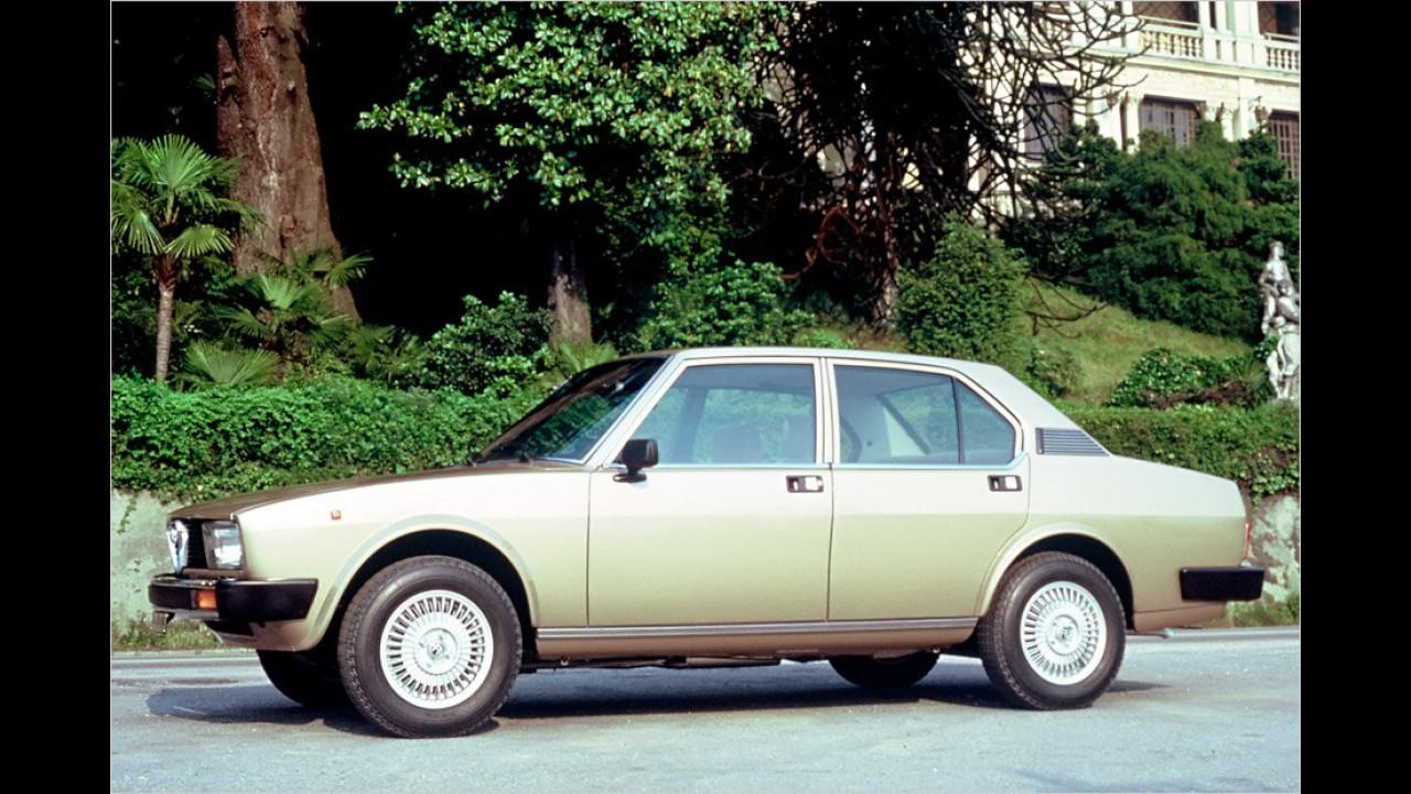 Alfetta 2000 und 2000 L
