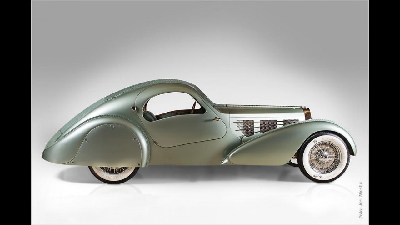 Bugatti Type 57S Compétition Coupé Aerolithe (1935)