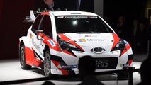 Le retour de Toyota en WRC en 2017