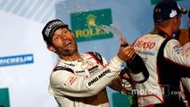 Race winner Mark Webber, Porsche Team