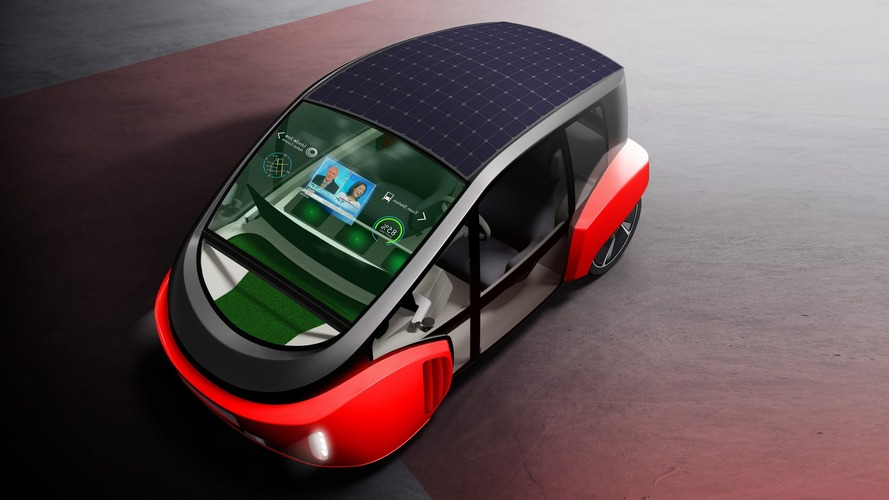 Rinspeed Oasis self-driving EV concept revealed for CES debut