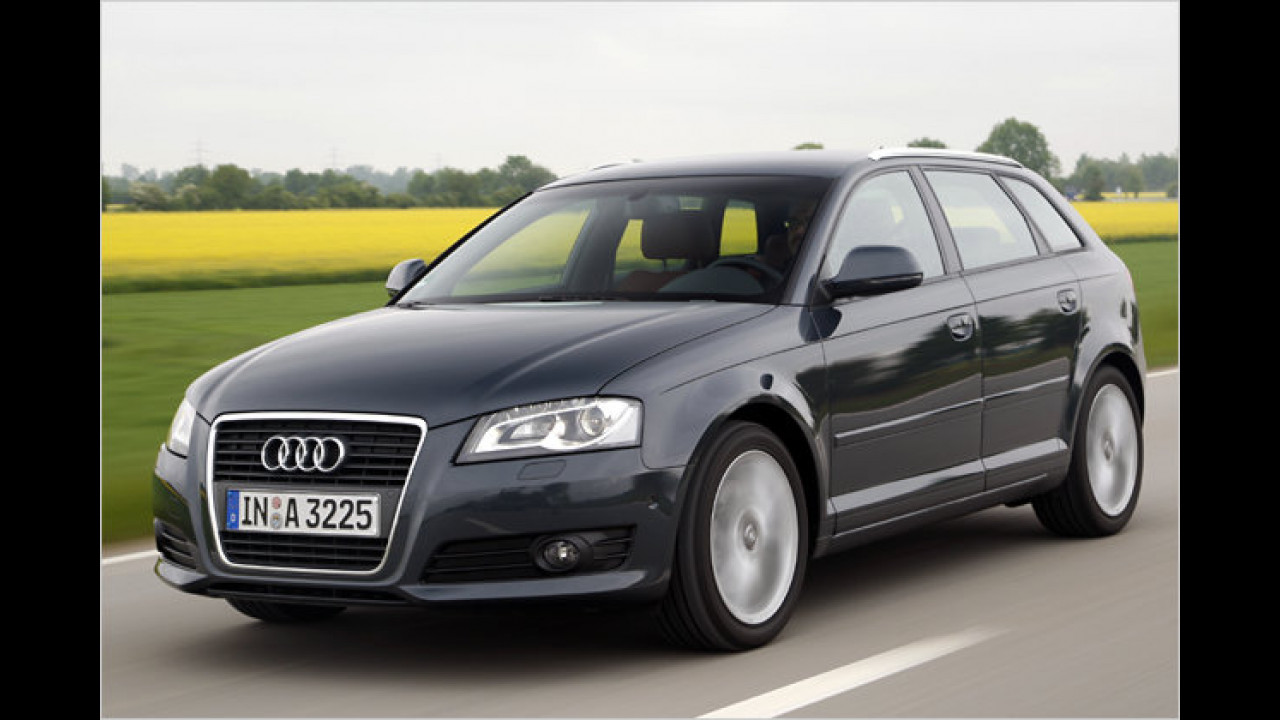 Audi A3 Sportback 1.6 TDI 102g Attraction