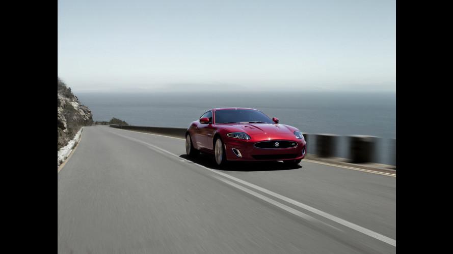Jaguar XK model year 2012