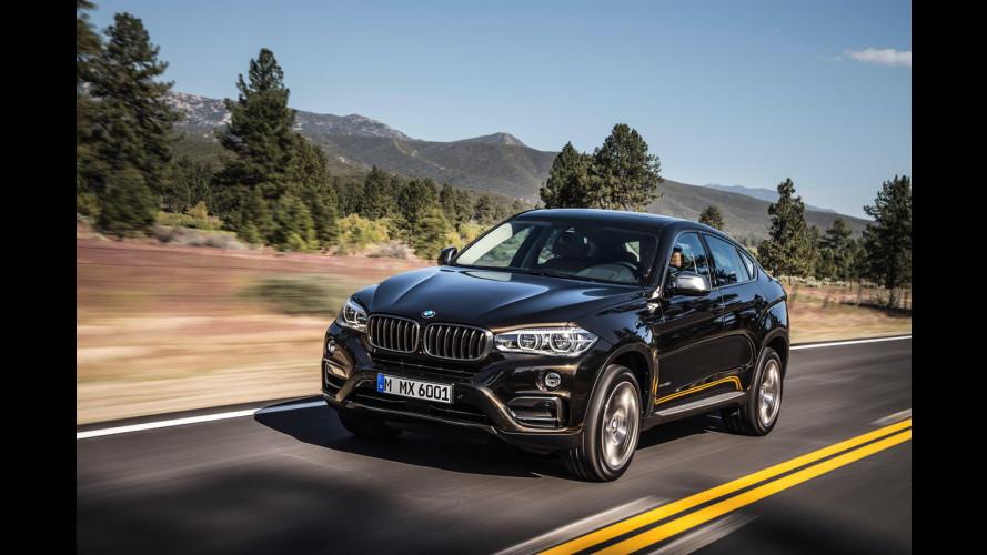 BMW X6, il SUV che ami (oppure odi) fa il bis