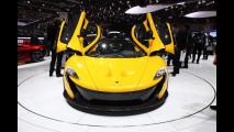 McLaren al Salone di Ginevra 2013