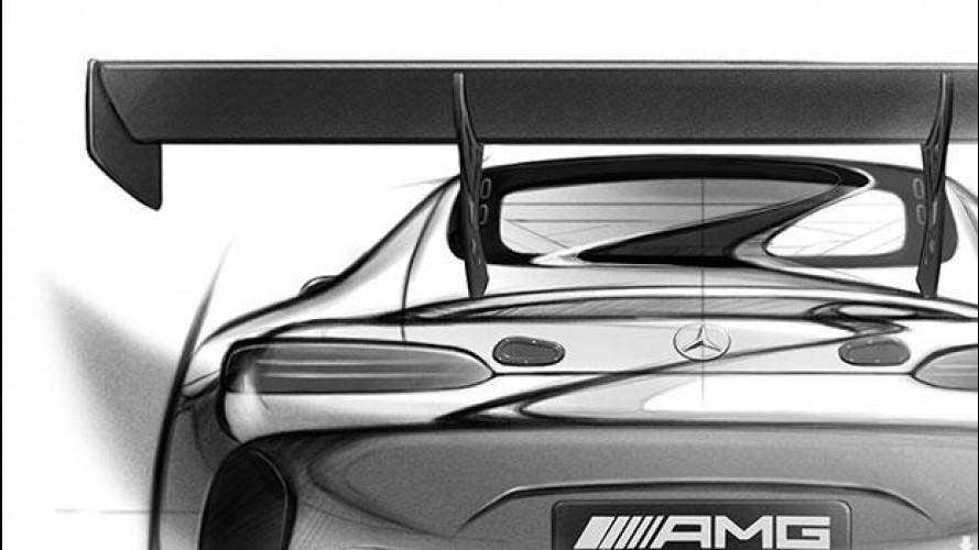 Mercedes-AMG GT3, quella per correre
