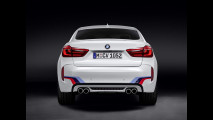 BMW X6 M con BMW M Performance Parts