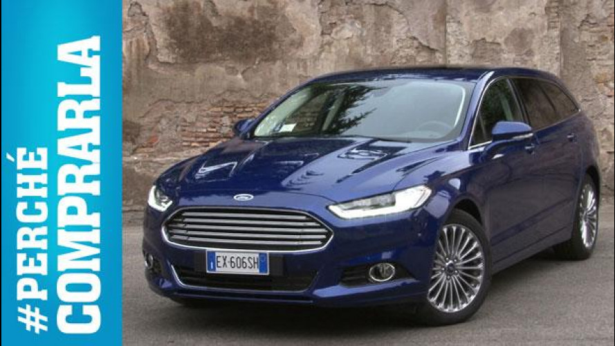 Ford Mondeo Wagon, perché comprarla... e perché no [VIDEO]