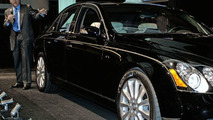 First Maybach 57 S sold in charity auction