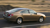 2007 Lexus ES 350 Sedan Unveiled
