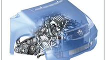 A-Class engine position