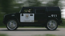 GeigerCars Builds World's Fastest Police HUMMER H2
