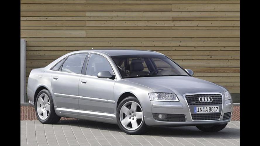Der Diesel-Gigant: Audi bringt den A8 4.2 TDI quattro