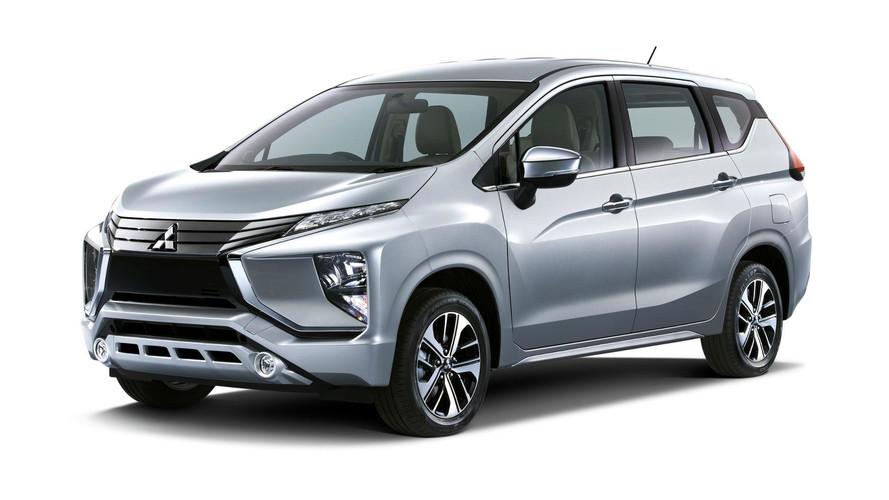 Mitsubishi Expander MPV