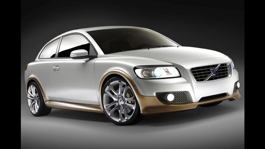 Volvo C30: Heiße Studie kündigt das Serienmodell an