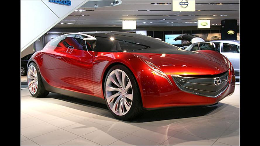 Neue Designsprache: Mazda zeigt den ,Anmutigen Fluss