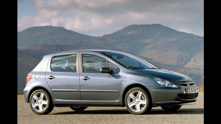 Peugeot pflegt den 307: Neuer 140-PS-Benziner und mehr