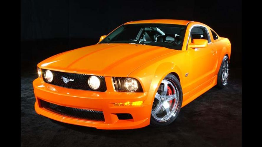 Ford Mustang: Großer Tuning-Kult um Schnäppchen-Sportler