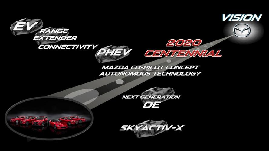 Mazda vai introduzir motor a gasolina revolucionário — Confirma-se