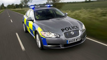Jaguar XF Police Car
