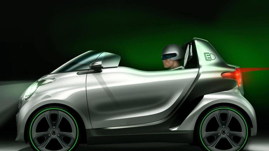 Smart Forspeed concept revealed